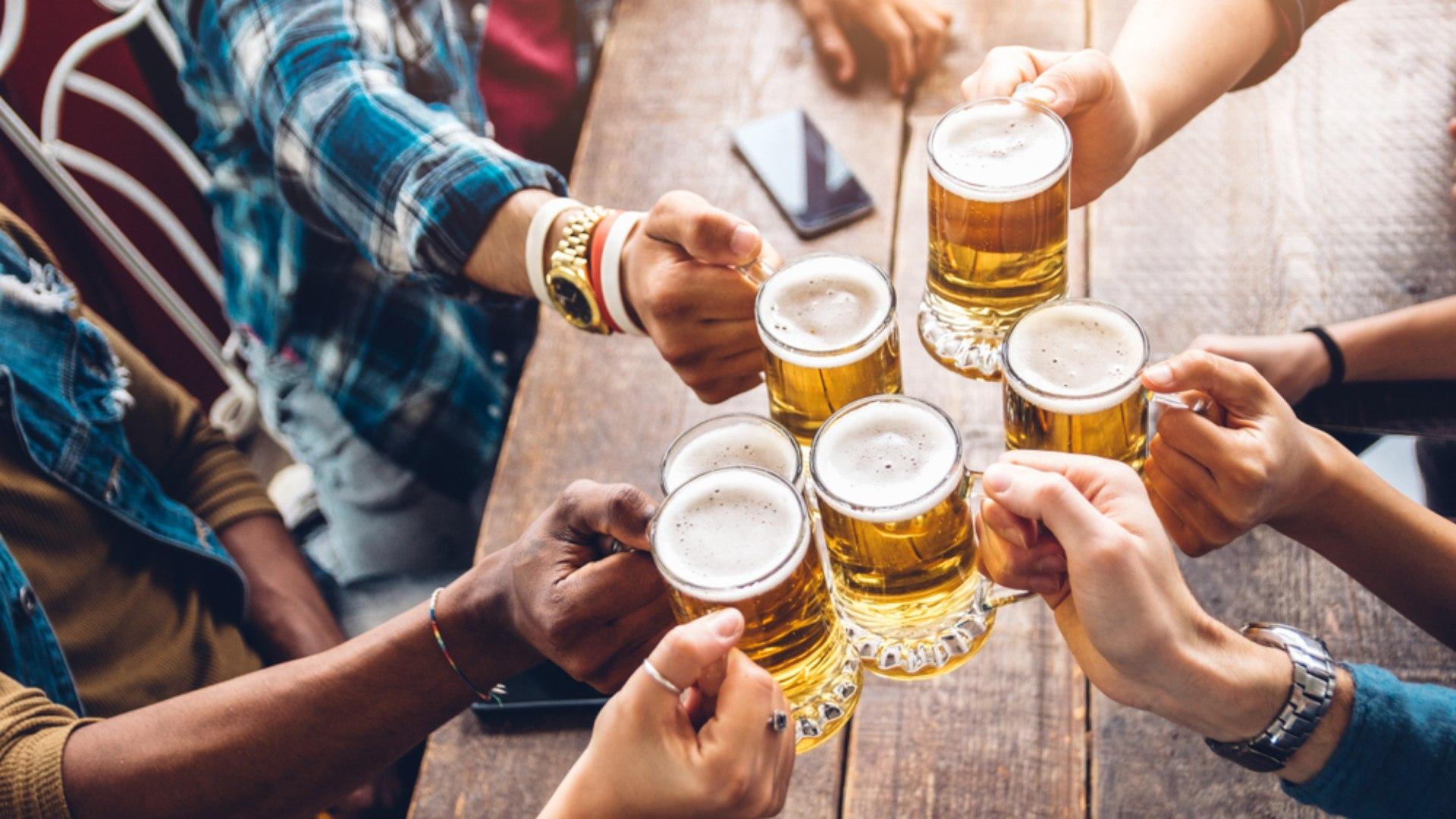 drinken bier