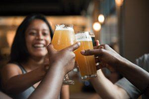 bier drinken